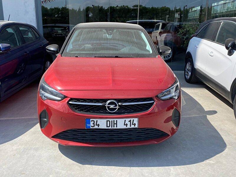 2020 Benzin Otomatik Opel Corsa Kırmızı OTONOVA AŞ.