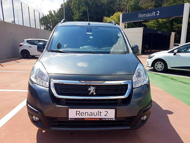 2017 Dizel Manuel Peugeot Partner Gri OTONOVA AŞ.