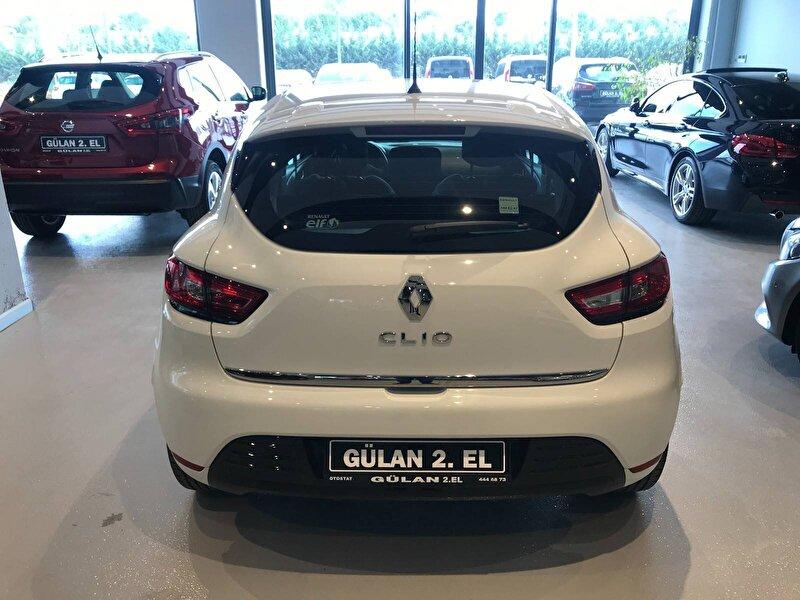 2019 Dizel Otomatik Renault Clio Beyaz OTONOVA AŞ.