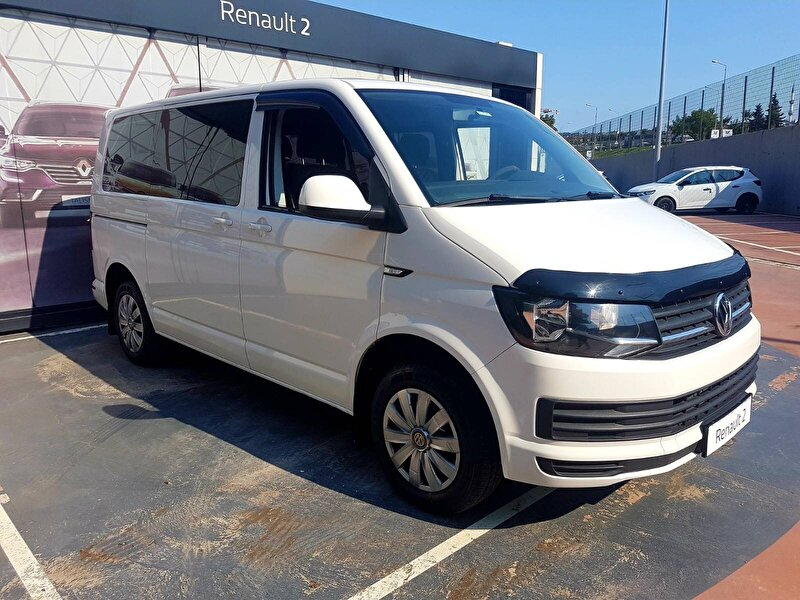 2017 Dizel Manuel Volkswagen Transporter Beyaz OTONOVA AŞ.