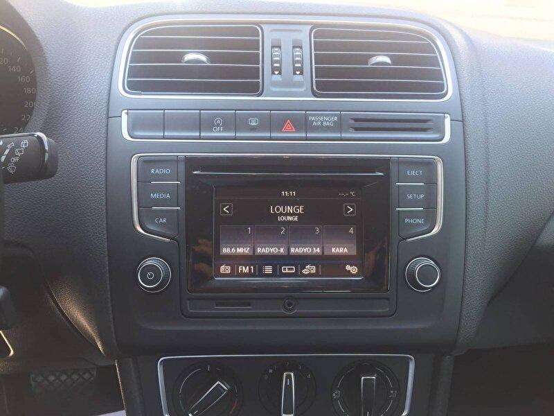 2017 Dizel Otomatik Volkswagen Polo Siyah OTONOVA AŞ.