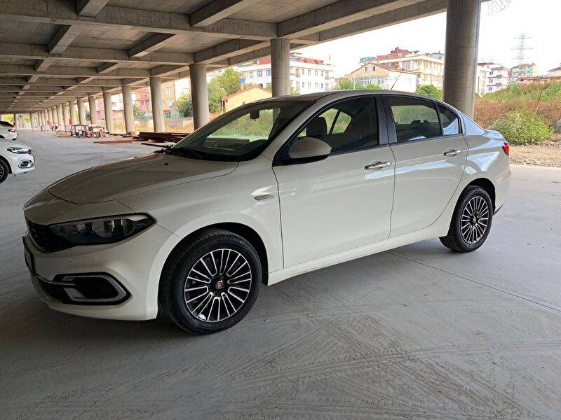 2021 Benzin Manuel Fiat Egea Beyaz OTONOVA AŞ.