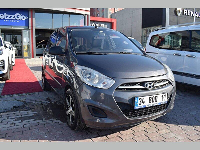 Hyundai i10 Hatchback 1.1 Select Otomatik