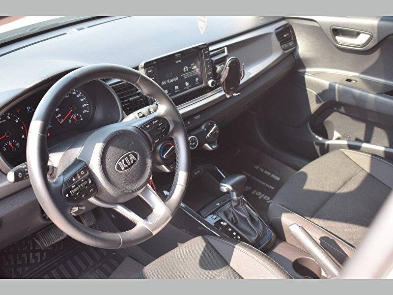 Kia Rio Hatchback 1.4 CVVT Elegance Tekno Otomatik