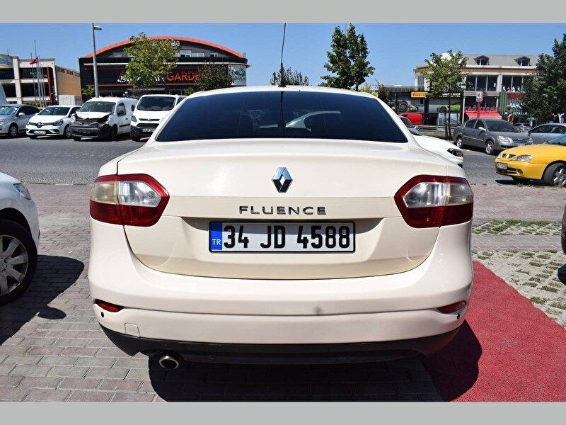 Renault Fluence Sedan 1.5 DCI Joy EDC