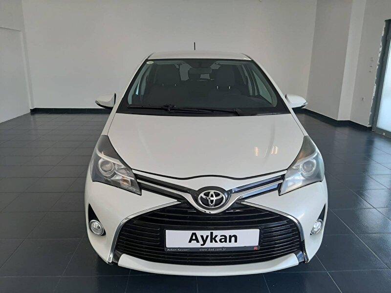 Toyota Yaris Hatchback 1.33 Cool Skypack Multidrive S