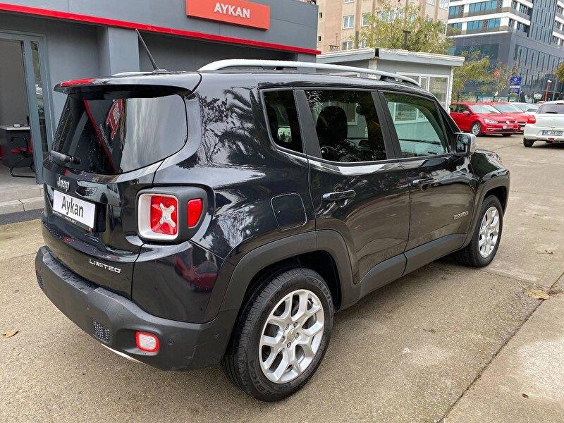 Jeep Renegade SUV 1.6 L MultiJet II 4x2 Limited DDCT