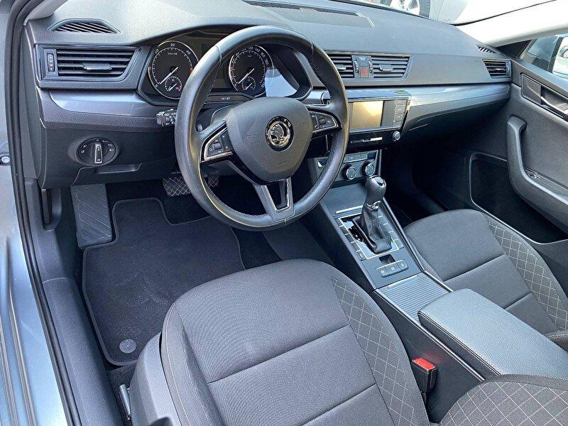 Skoda Superb Hatchback 1.6 TDI Greentech Active DSG