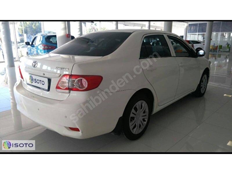 Toyota Corolla Sedan 1.33 Comfort