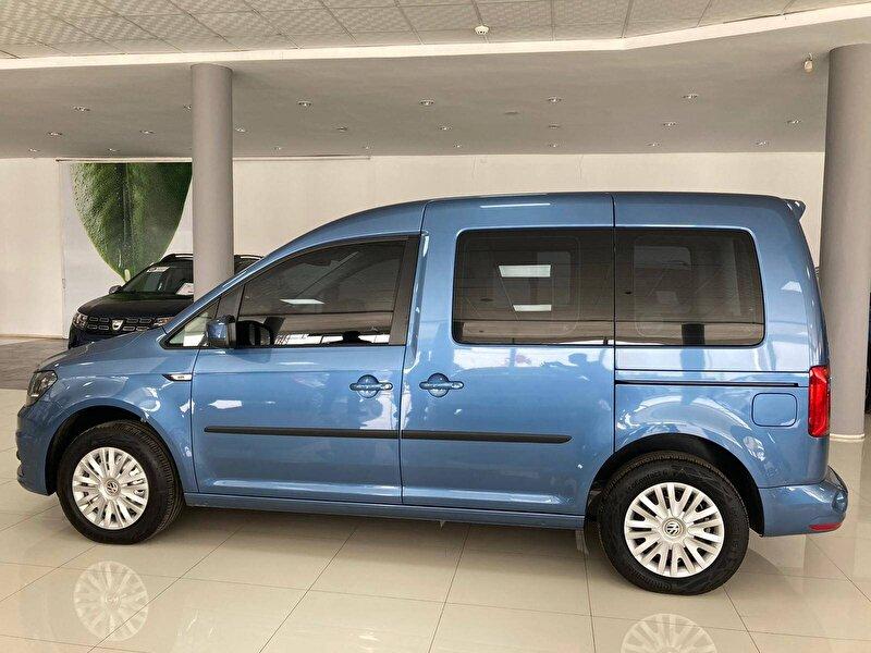 Volkswagen Caddy Combi 2.0 TDI SCR BMT Trendline