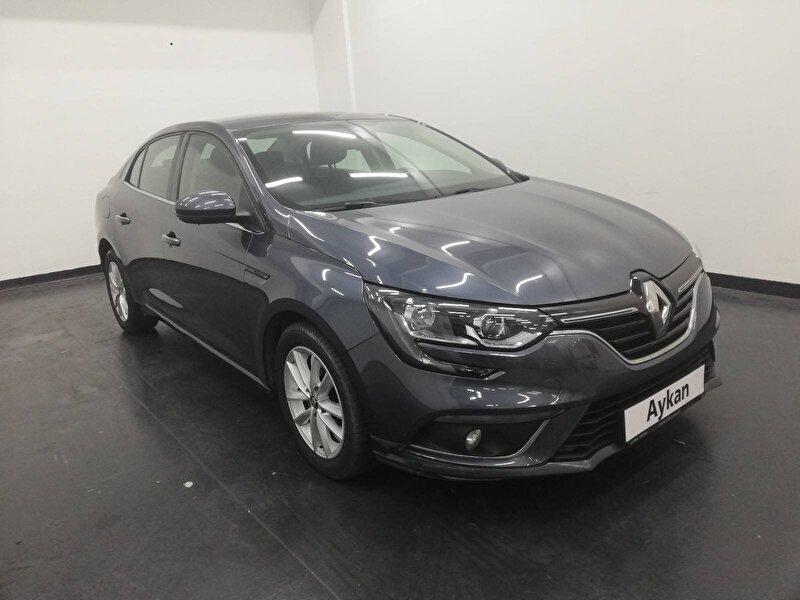 2018 Dizel Otomatik Renault Megane Füme İSOTO