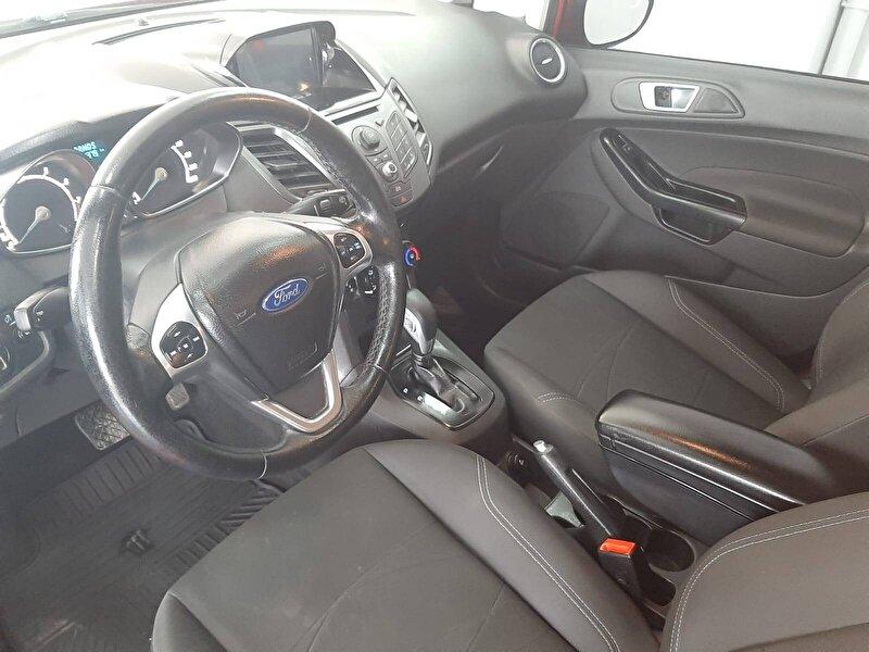 Ford Fiesta Hatchback 1.6 Trend X Powershift