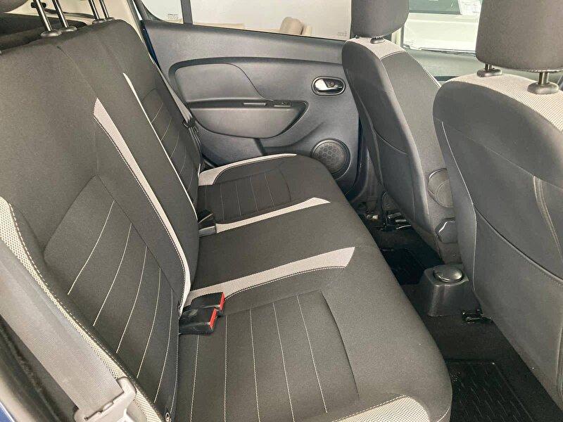 Dacia Sandero Hatchback 1.5 DCI Stepway