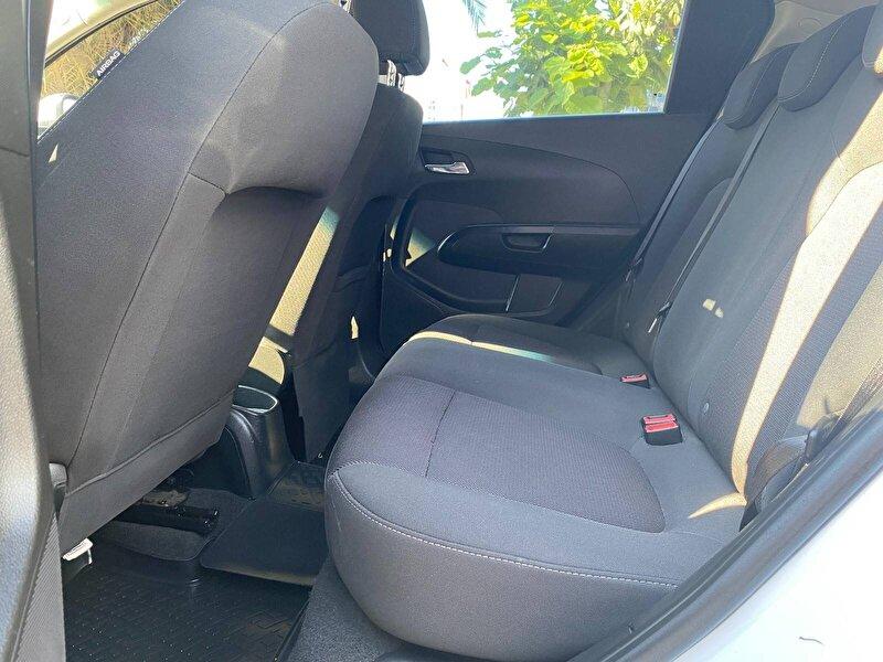 Chevrolet Aveo Hatchback 1.4 LTZ Otomatik