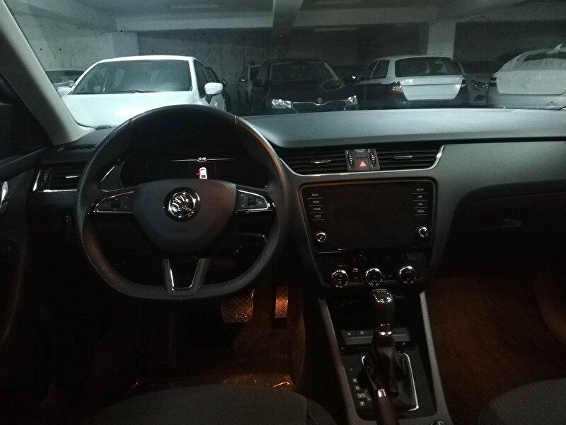 Skoda Octavia Hatchback 1.5 TSI ACT GreenTec Sport DSG