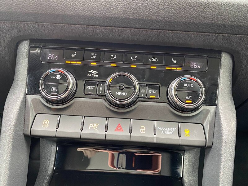 2021 Benzin Otomatik Skoda Kodiaq Gri İSOTO