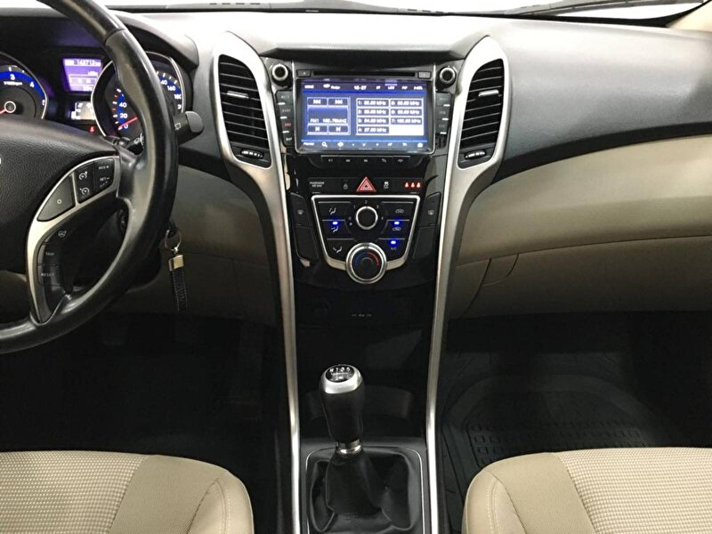 Hyundai i30 Hatchback 1.6 CRDI Blue Drive