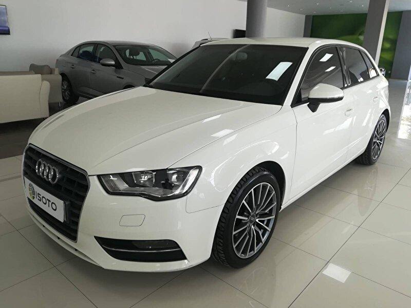 Audi A3 Sportback 1.4 TFSI Attraction S-Tronic
