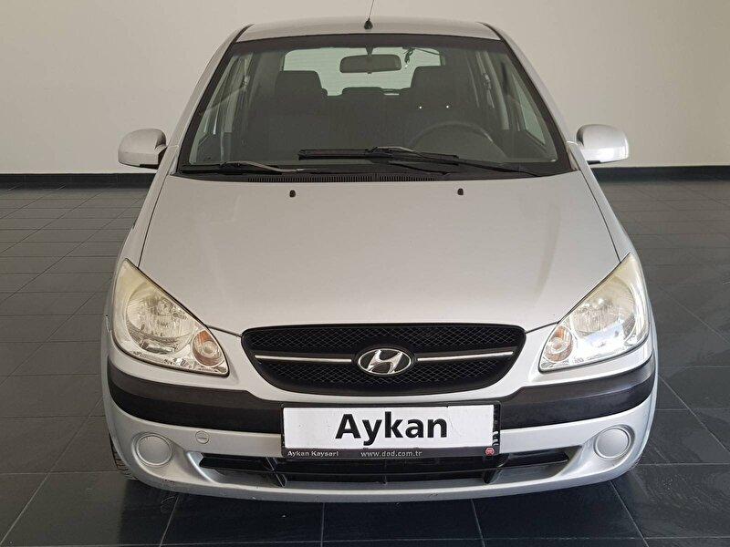 Hyundai Getz Hatchback 1.4 DOHC AB AC