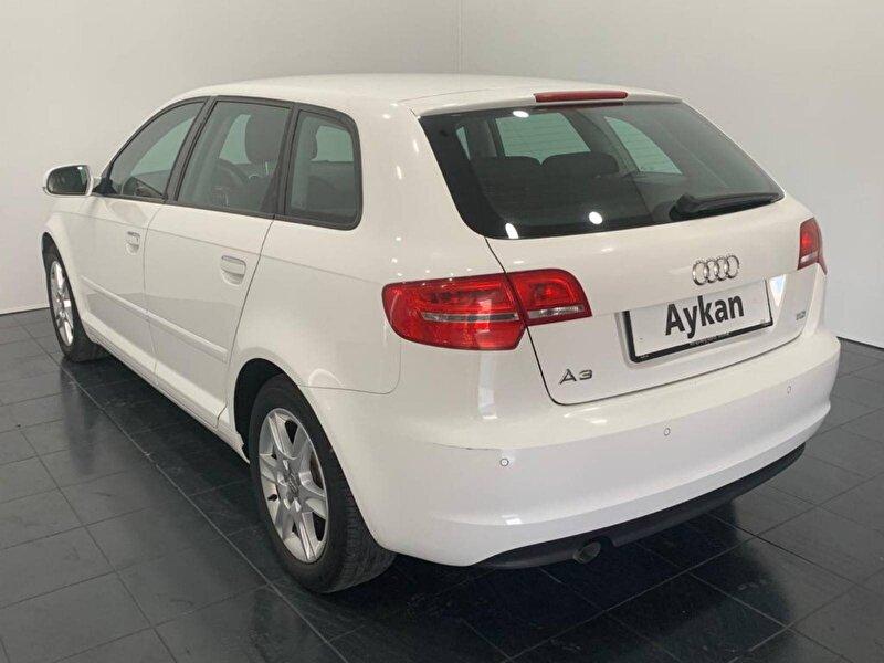 Audi A3 Sportback 1.6 TDI Attraction S-Tronic