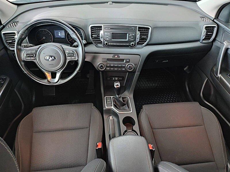 Kia Sportage SUV 1.6 GDI Comfort