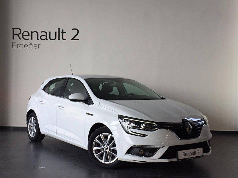 2018 Dizel Otomatik Renault Megane Beyaz ERDEĞER YALOVA