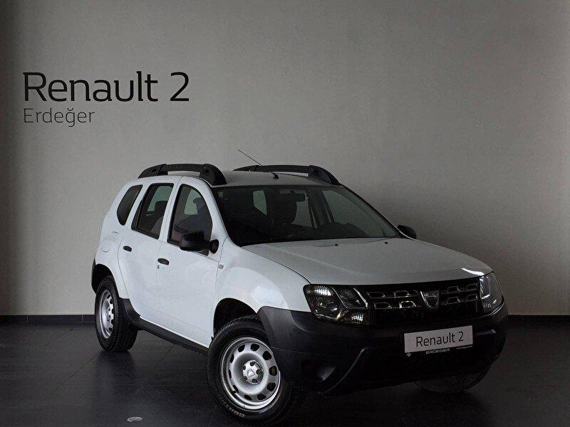 2017 Dizel Manuel Dacia Duster Beyaz ERDEĞER YALOVA