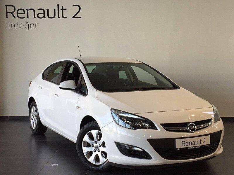 2017 Dizel Otomatik Opel Astra Beyaz ERDEĞER
