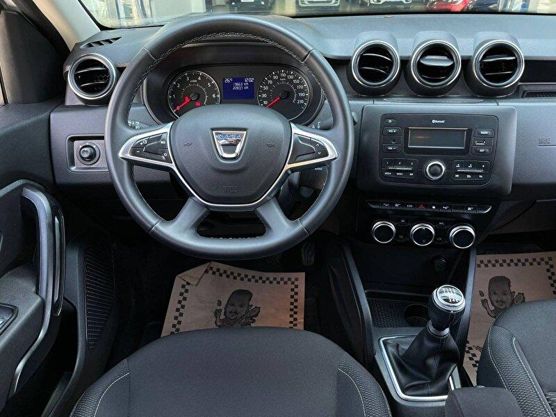 2020 Dizel Manuel Dacia Duster Beyaz ERDEĞER