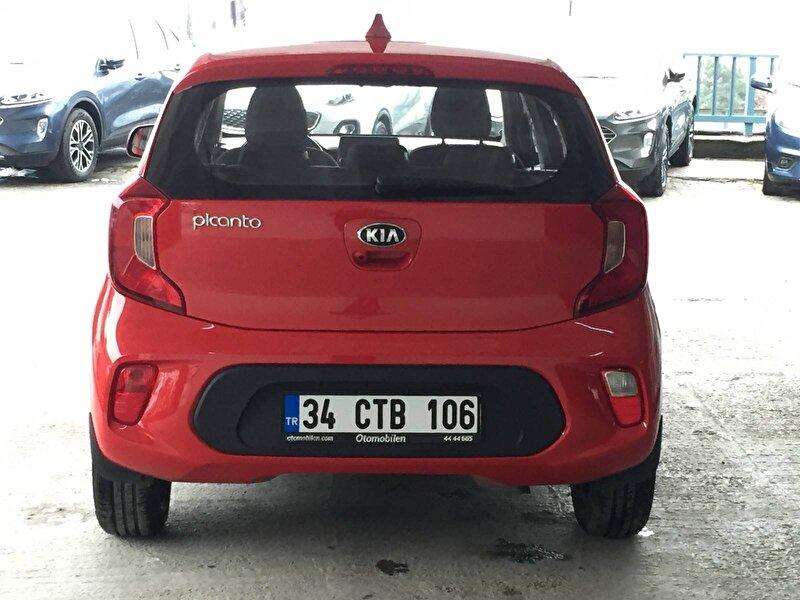 2020 Benzin Otomatik Kia Picanto Kırmızı GENEL MÜDÜRLÜK