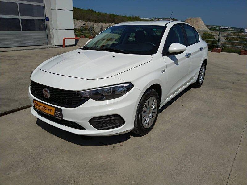 2020 Dizel Otomatik Fiat Egea Beyaz GENEL MÜDÜRLÜK