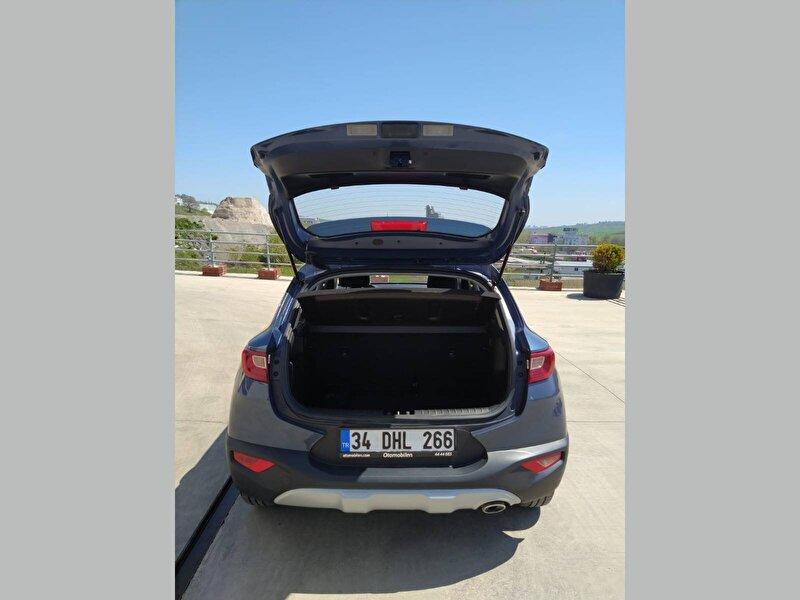 2020 Benzin Otomatik Kia Stonic Mavi GENEL MÜDÜRLÜK