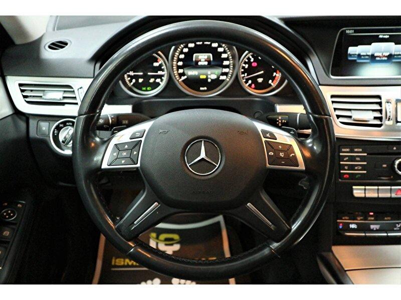 Mercedes-Benz E 180 Style Otomatik