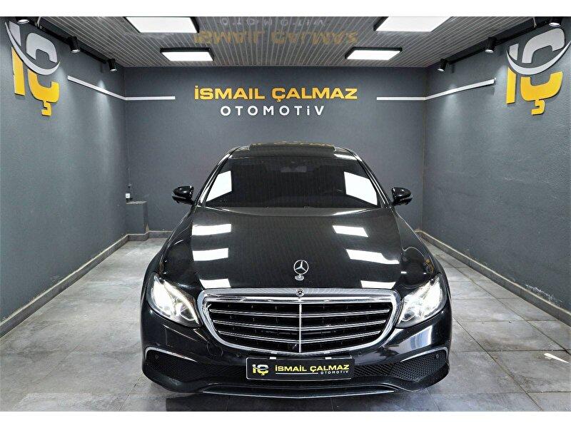 Mercedes-Benz E Sedan 220 d 4Matic Exclusive 9G-Tronic
