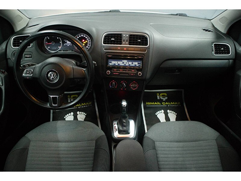 Volkswagen Polo Hatchback 1.6 TDI Comfortline DSG