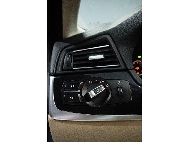 2016 Benzin Otomatik BMW 5 Serisi Füme İSMAİL ÇALMAZ