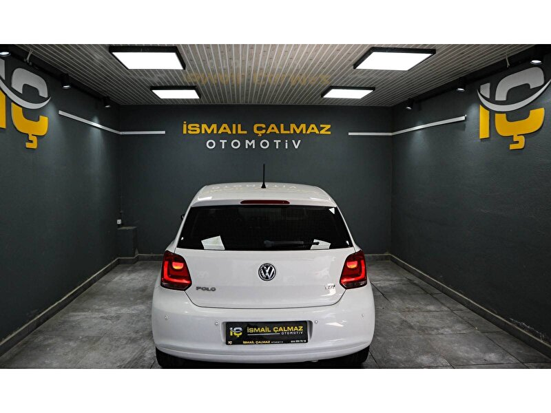 Volkswagen Polo Hatchback 1.2 TDI Trendline