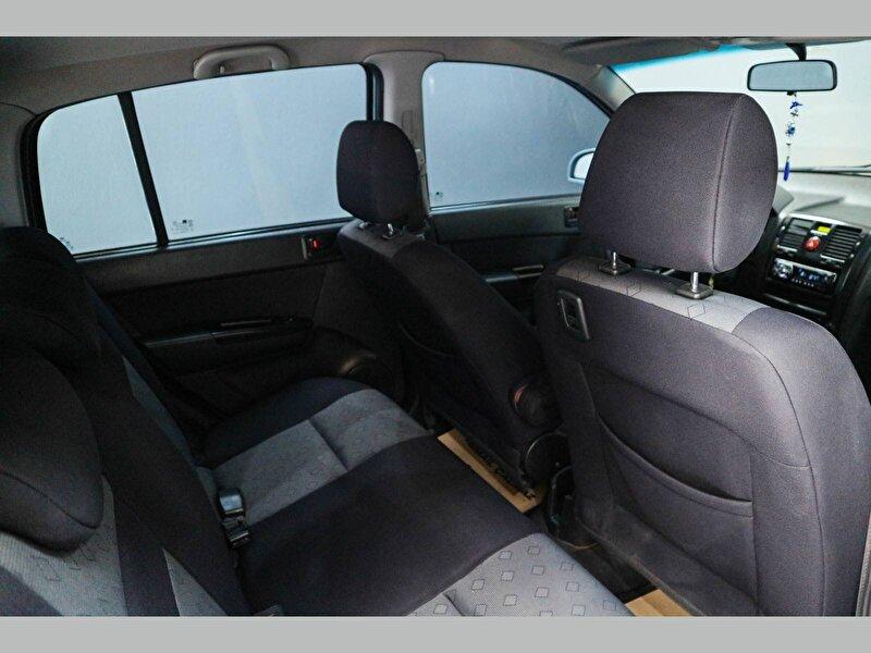 Hyundai Getz Hatchback 1.5 CRDi VGT 4HY+KLM