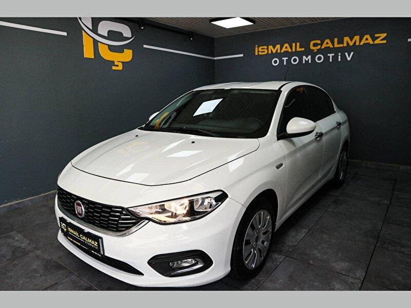 2017 Dizel Otomatik Fiat Egea Beyaz İSMAİL ÇALMAZ