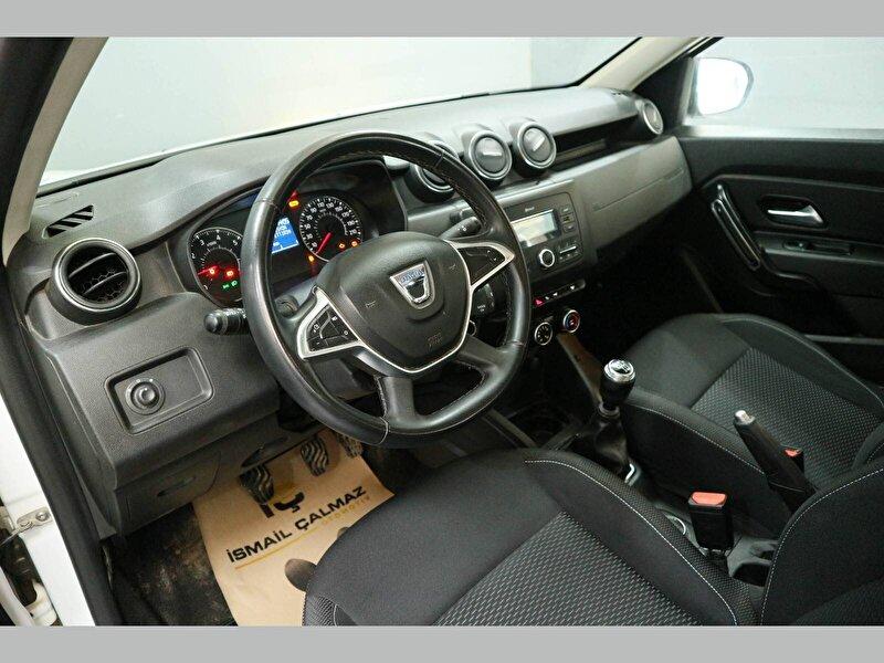 Dacia Duster SUV 1.5 DCI 4x4 Prestige