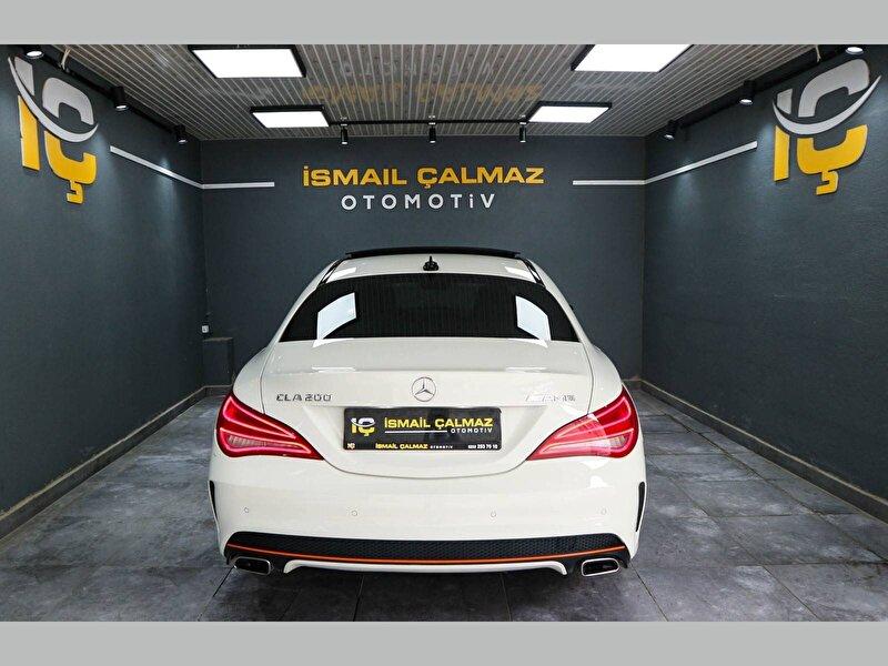 Mercedes-Benz CLA Coupe 200 AMG Orange Art 7G-DCT