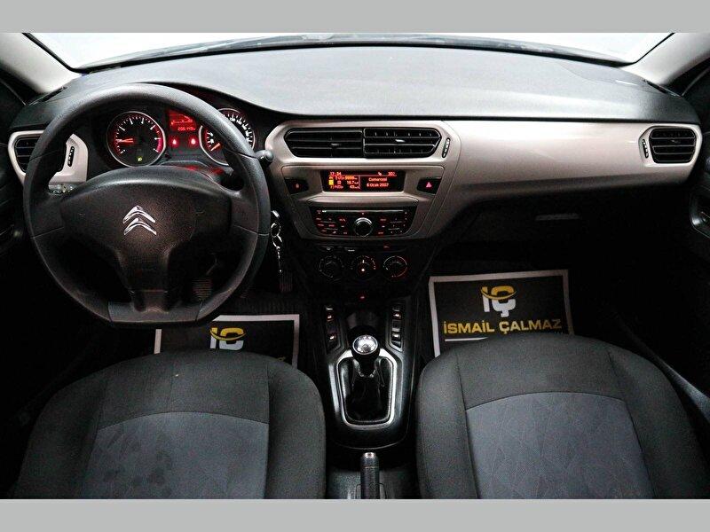 Citroen C-Elysee Sedan 1.6 BlueHDI Feel