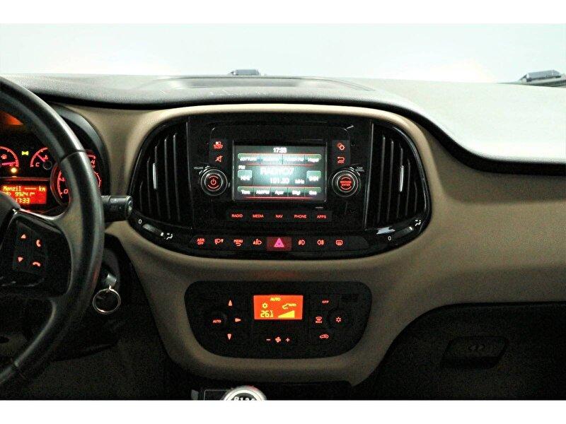 Fiat Doblo Combi 1.6 MultiJet Premio Black