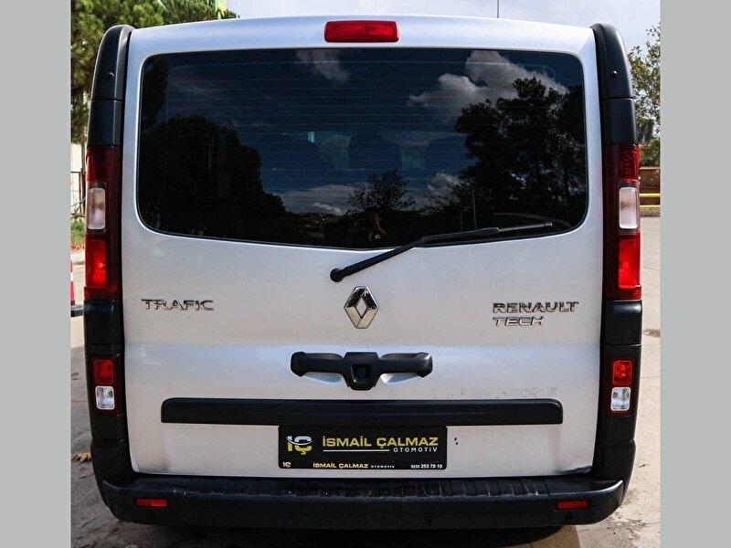 Renault Trafic Multix 1.6 DCI 6m3 Grand Confort