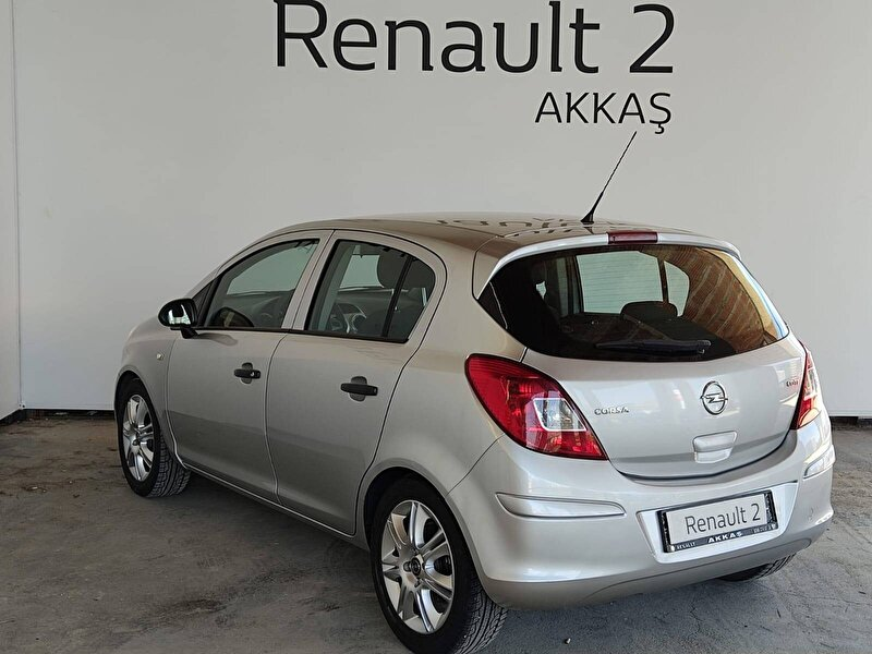 2011 Dizel Manuel Opel Corsa Gri AKKAŞ OTOM