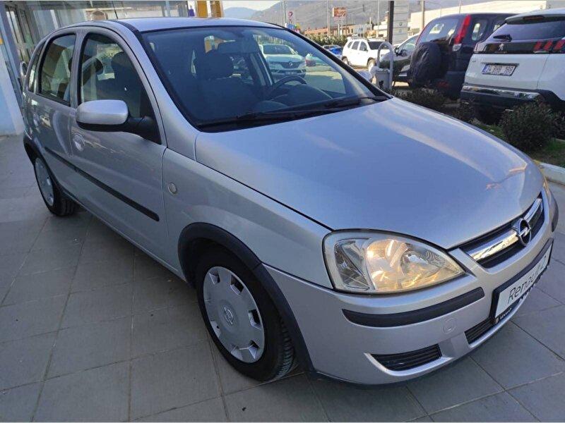 2004 Benzin + LPG Manuel Opel Corsa Gri AKKAŞ OTOM