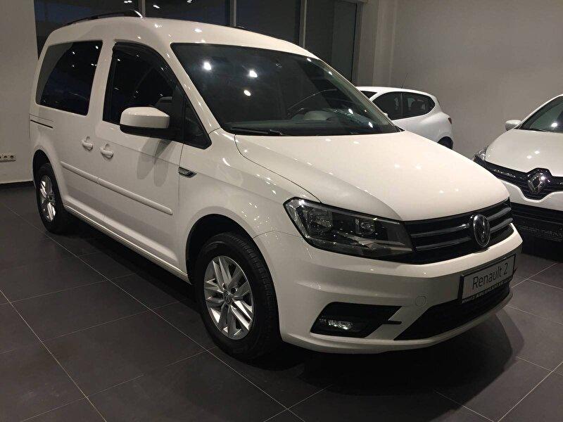 2017 Dizel Otomatik Volkswagen Caddy Beyaz KOÇASLANLAR