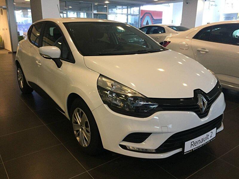 2018 Dizel Manuel Renault Clio Beyaz KOÇASLANLAR