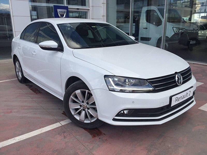 2017 Benzin Otomatik Volkswagen Jetta Beyaz KOÇASLANLAR
