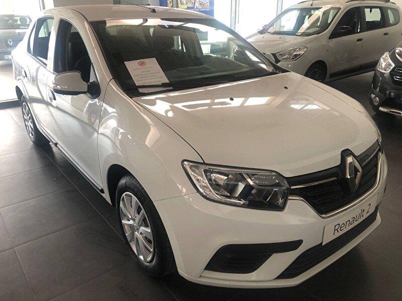 2020 Benzin + LPG Manuel Renault Symbol Beyaz KOÇASLANLAR
